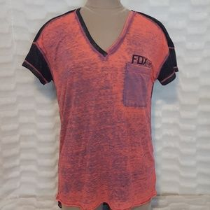 Fox Racing women's size medium soft pocket t-shirt
